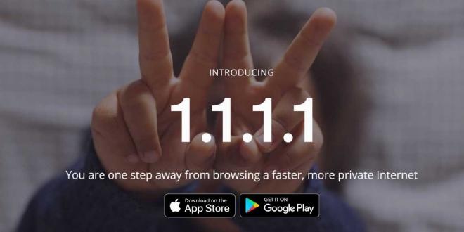 1111: تطبيق جديد من كلاودفلير يوفر لك إنترنت أسرع وأكثر أمانا