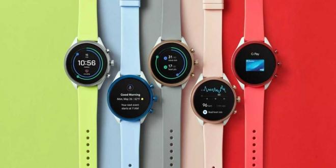 Fossil Sport Smartwatch: مميزات وسعر ساعة فوسيل الرياضية الذكية
