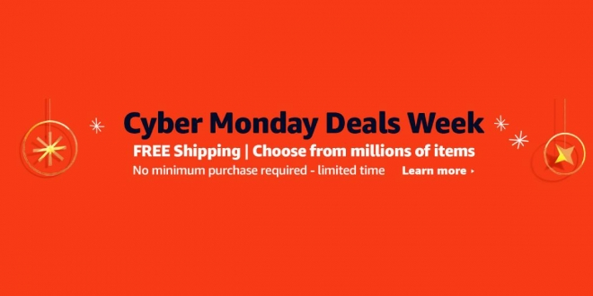 Cyber ​​Monday 2018: Cyber ​​Monday Highlights of Amazon