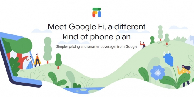 Google Fi جوجل فاي تدعم الآن هواتف آيفون ومعظم هواتف أندرويد