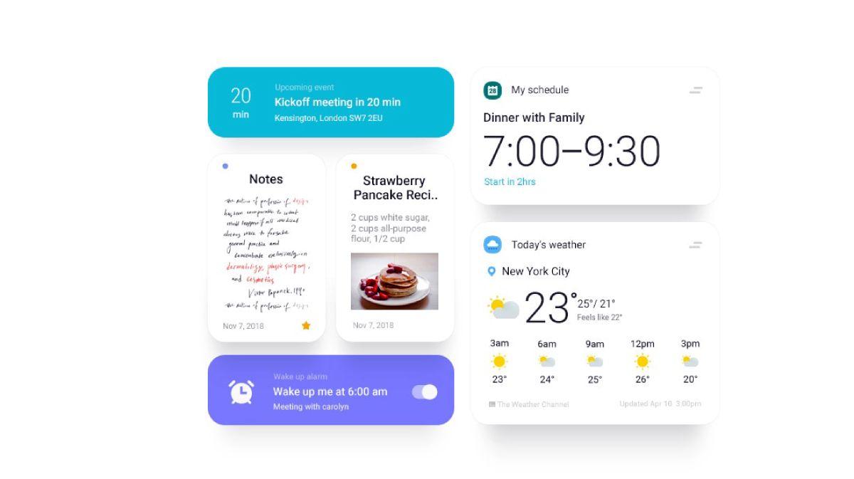 تقول سامسونج أن واجهة One UI الجديدة لهواتفها تركز على ما يهم المستخدم