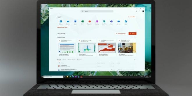مايكروسوفت تعلن عن تطبيق أوفيس لأجهزة ويندوز 10