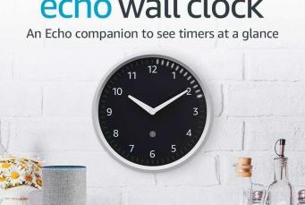 Echo Wall Clock: ساعة الحائط الذكية من أمازون متوفرة الآن للشراء