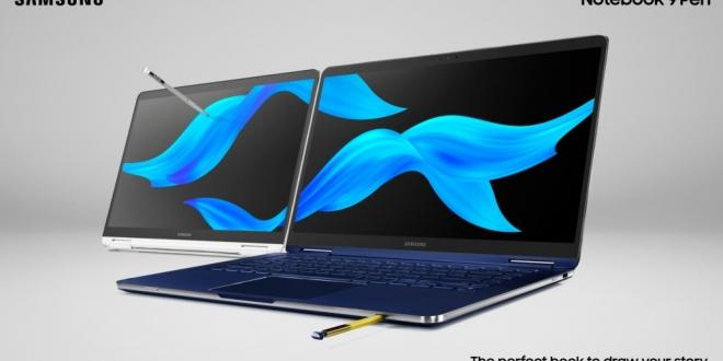 Samsung Notebook 9 Pen : المواصفات والمميزات والسعر