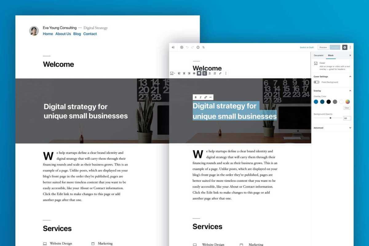 ما الجديد في WordPress 5.0 ووردبرس 5.0؟