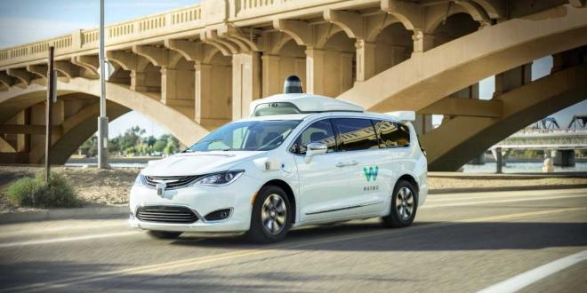 Waymo One: جوجل تطلق خدمتها لطلب السيارات ذاتية القيادة