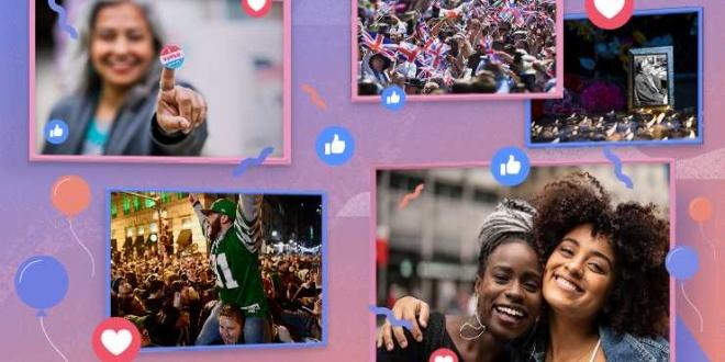 فيس بوك في عام 2018