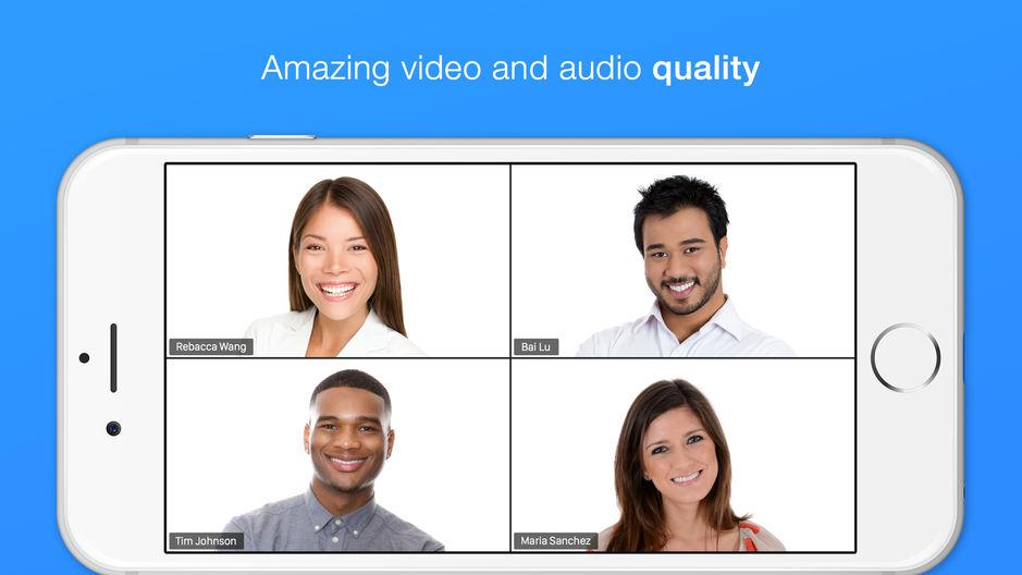 أفضل تطبيقات الاجتماعات المجانية لايفون واندرويد - zoom