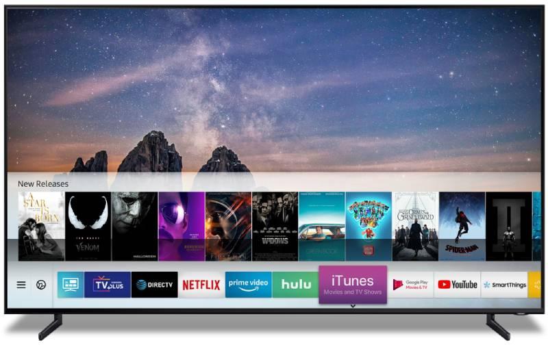 تدعم تلفزيونات سامسونج الذكية Samsung Smart TV الصادرة في عام 2018 والإصدارات الأحدث الميزتين الجديدتين عبر تحديث مجاني وفقا لسامسونج