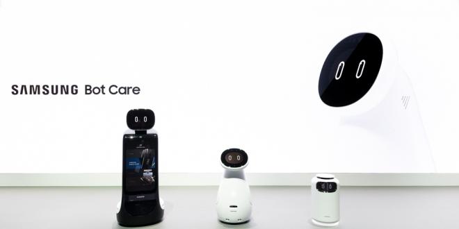 Samsung Bots : سامسونج تكشف عن مجموعة جديدة من الروبوتات