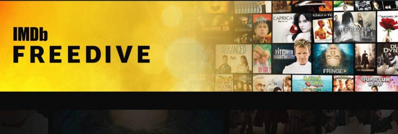 Freedive: خدمة مجانية من IMDb لمشاهدة الأفلام والمسلسلات