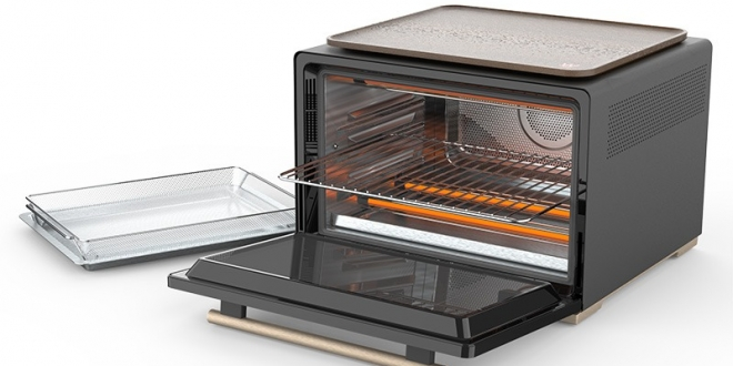 Smart Countertop Oven: فرن ذكي من ويرلبول يتعرف تلقائيا على الطعام