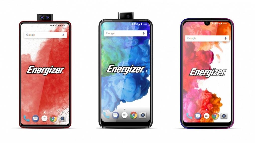 هاتف Energizer ببطارية 18000 ميللي أمبير في الساعة سيكون الهاتف الذي يحمل أكبر بطارية