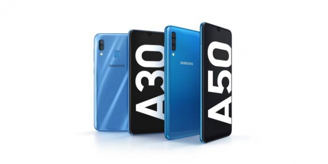 Galaxy A50 وGalaxy A30: المواصفات والمميزات والسعر