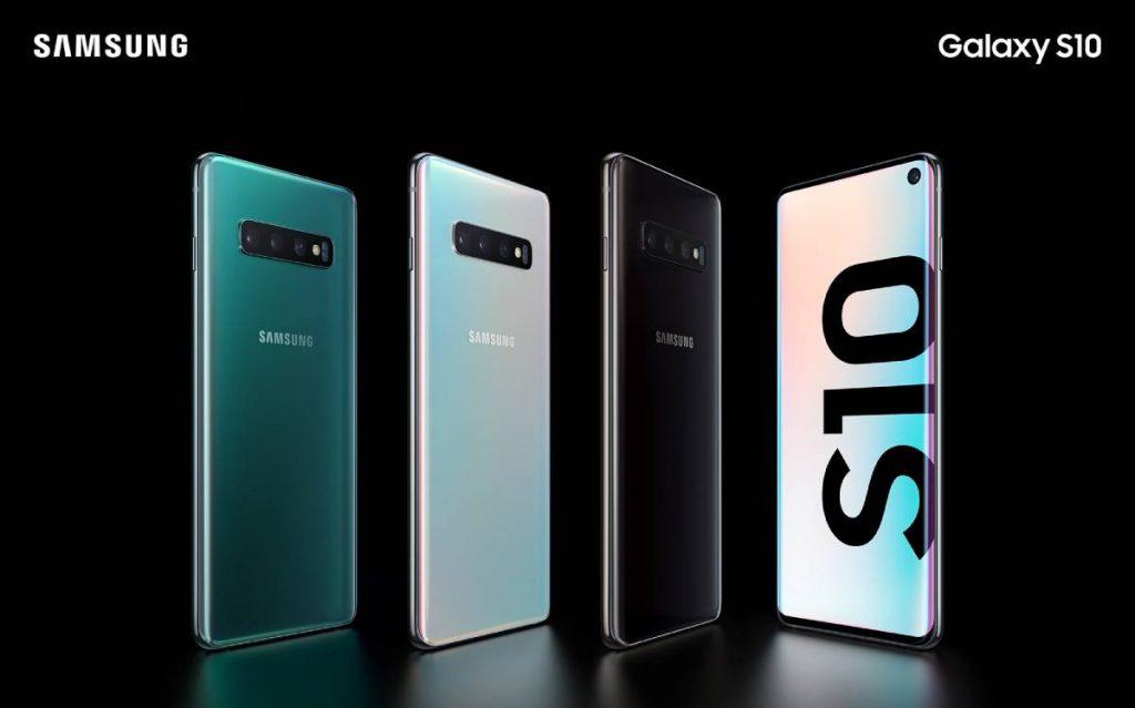 سعر Galaxy S10 جالاكسي اس 10
