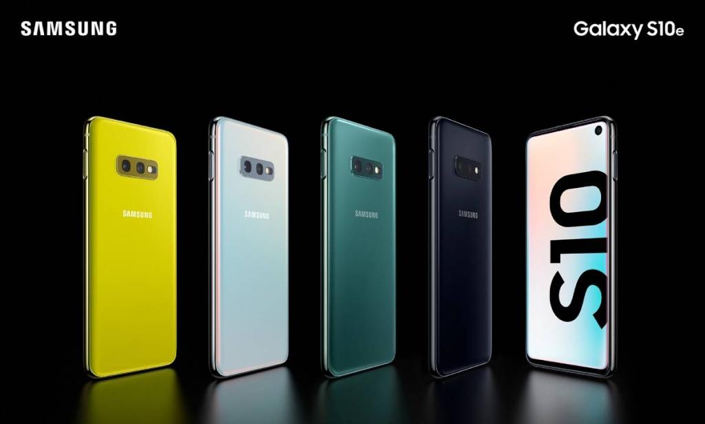 سعر Galaxy S10E