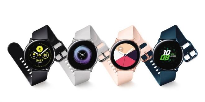 Galaxy Watch Active جالاكسي ووتش اكتيف: المواصفات والمميزات والسعر