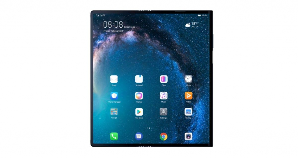 سعر Huawei Mate X هواوي ميت اكس