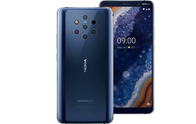 تصميم Nokia 9 PureView نوكيا 9 بيورفيو