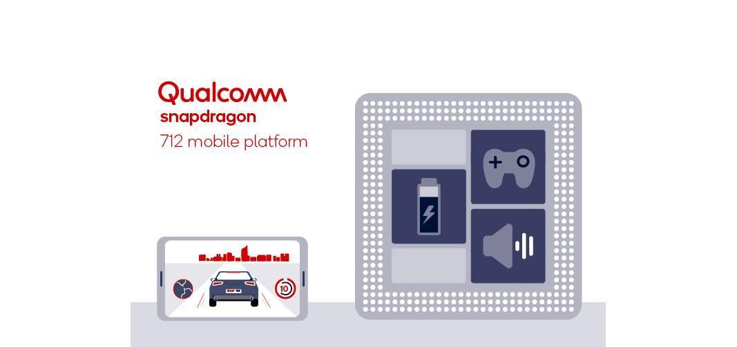 Qualcomm Snapdragon 712: مواصفات معالج كوالكوم الجديد للهواتف متوسطة المواصفات