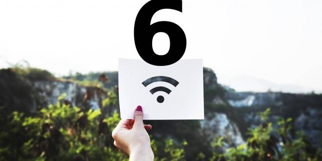 ما هو Wifi 6 واي فاي 6