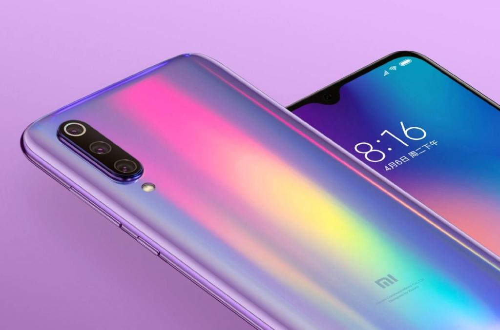 زودت شاومي هاتفها الذكي الجديد Xiaomi Mi 9 بثلاثة كاميرات خلفية