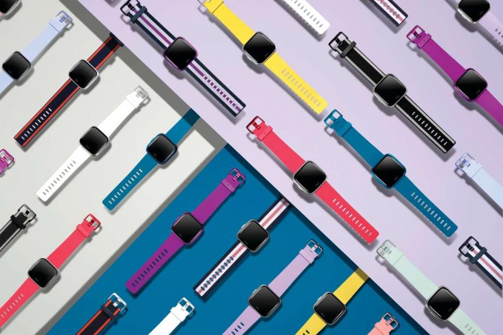 الوان Fitbit Versa Lite فيتبيت فيرسا لايت