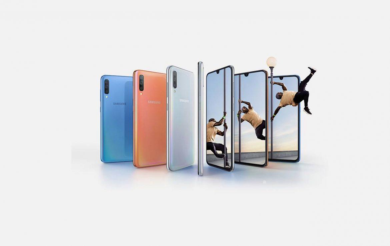 Galaxy A70 جالاكسي ايه 70: المواصفات والمميزات والسعر