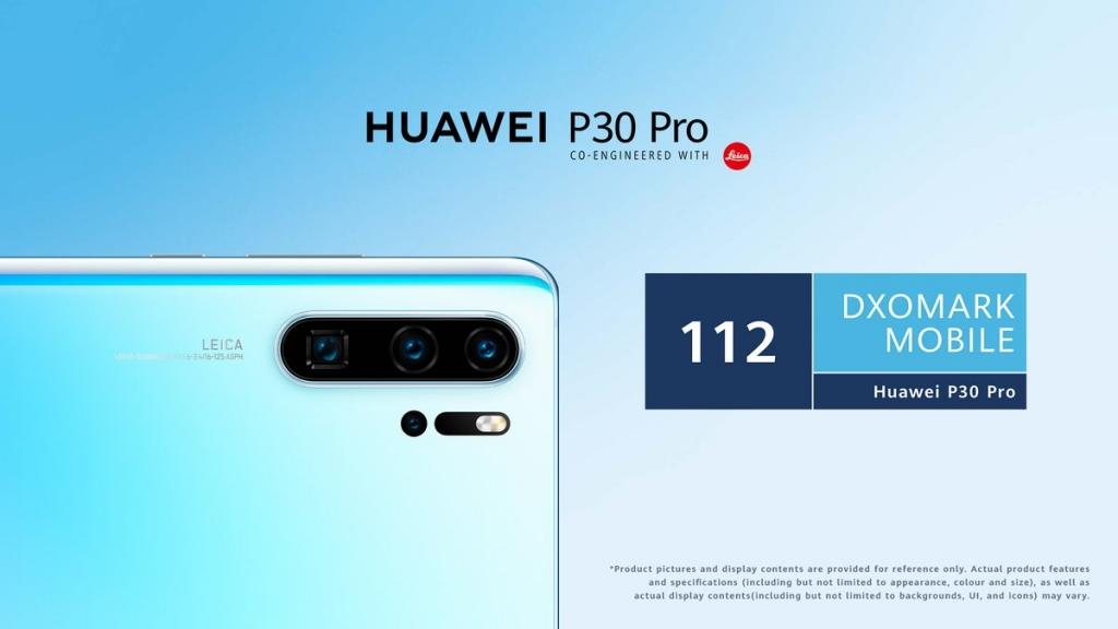 كيف تعيد كاميرا Huawei P30 Pro كتابة القواعد وفقا لهواوي