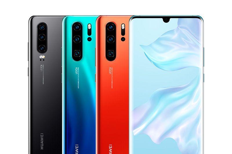 الوان Huawei P30 Pro
