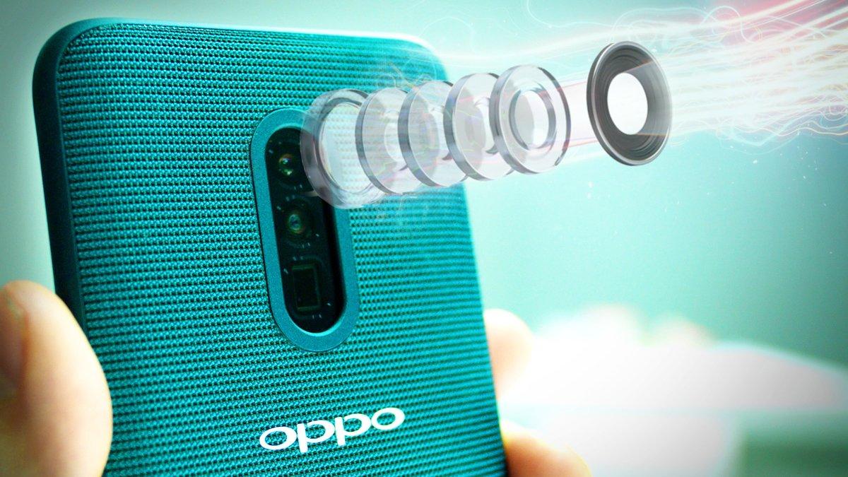 Oppo 10x: نظام جديد للكتبير البصري في كاميرا الهواتف الذكية من اوبو