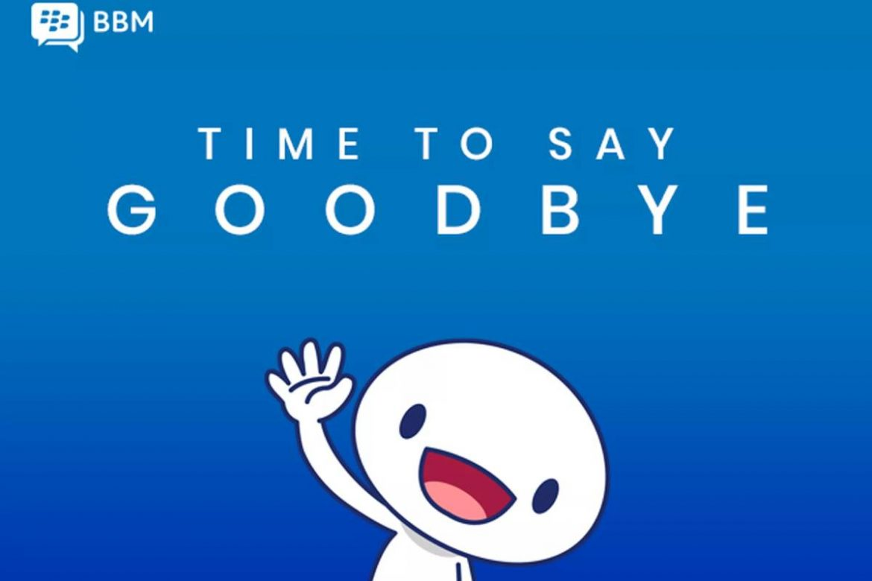BBM بلاكبيري ماسنجر يحال للتقاعد رسميا نهاية مايو المقبل