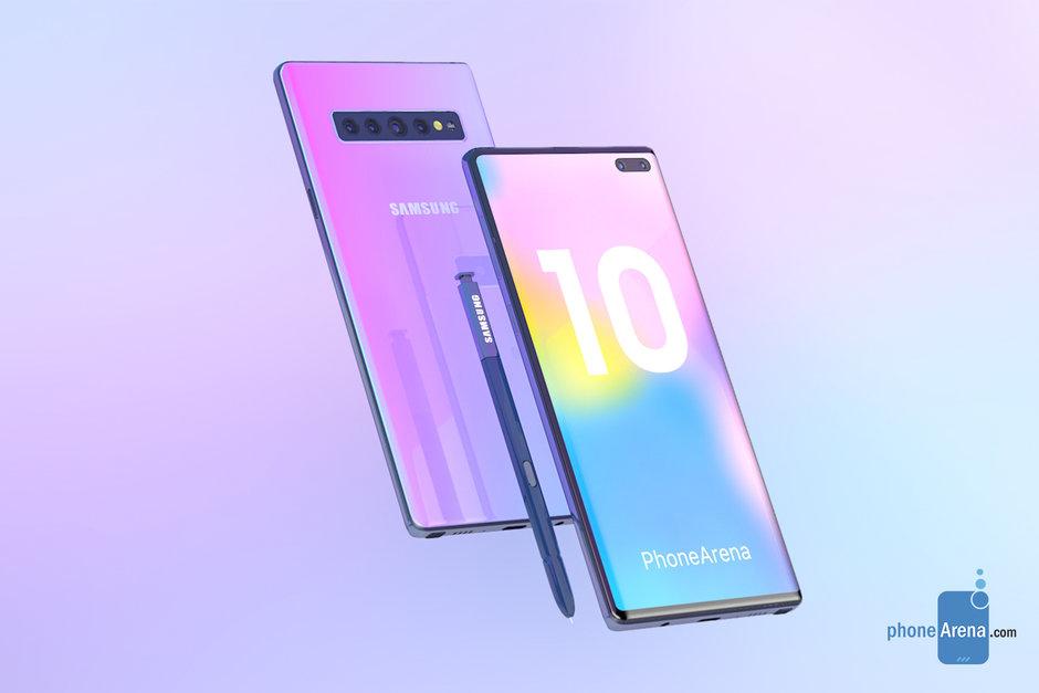 مواصفات ومميزات Galaxy Note 10