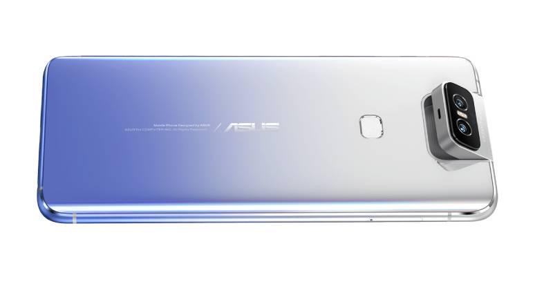 كاميرا Asus ZenFone 6