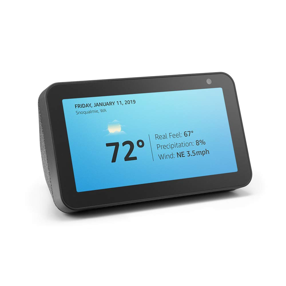 Echo Show 5 : شاشة ذكية جديدة من أمازون بتكلفة أقل