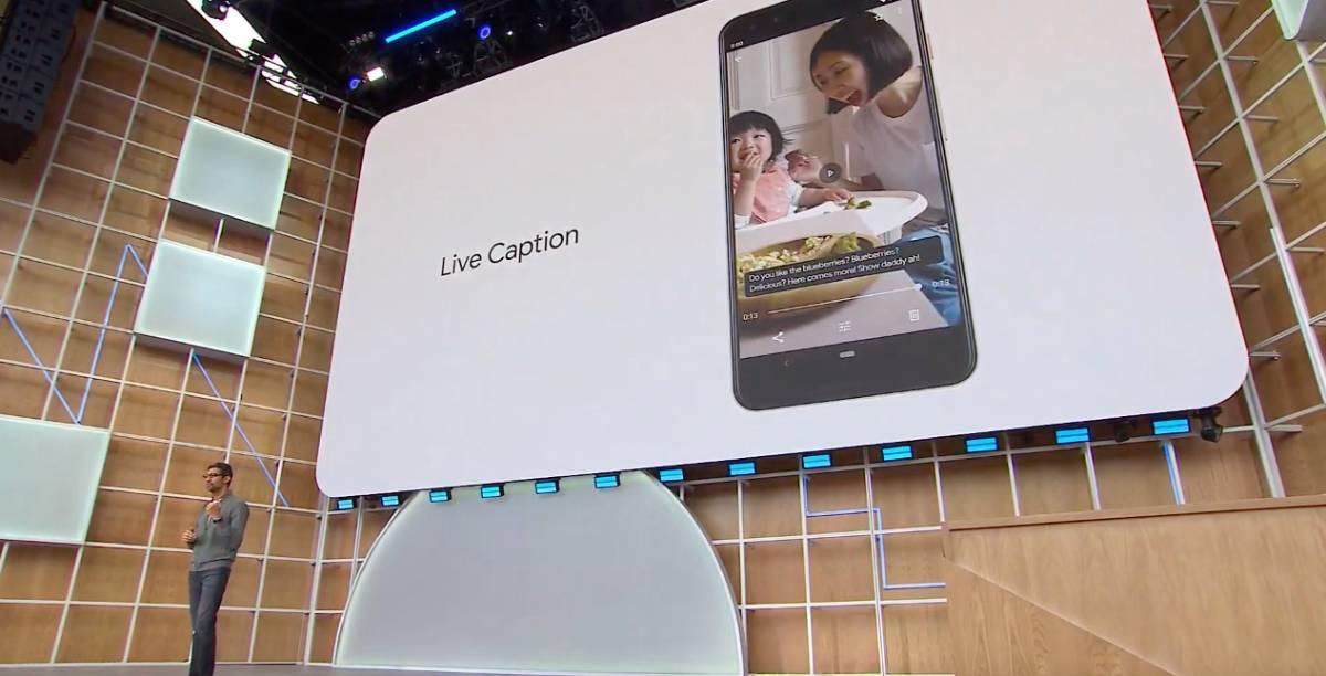 Live Caption: ميزة جديدة توفر تسميات توضيحية للفيديو والصوت في أندرويد