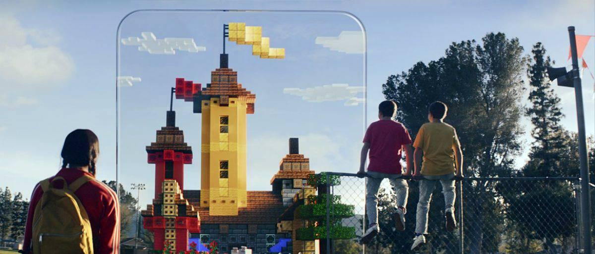 Minecraft Earth: لعبة جديدة تدمج ماينكرافت في عالمك الواقعي