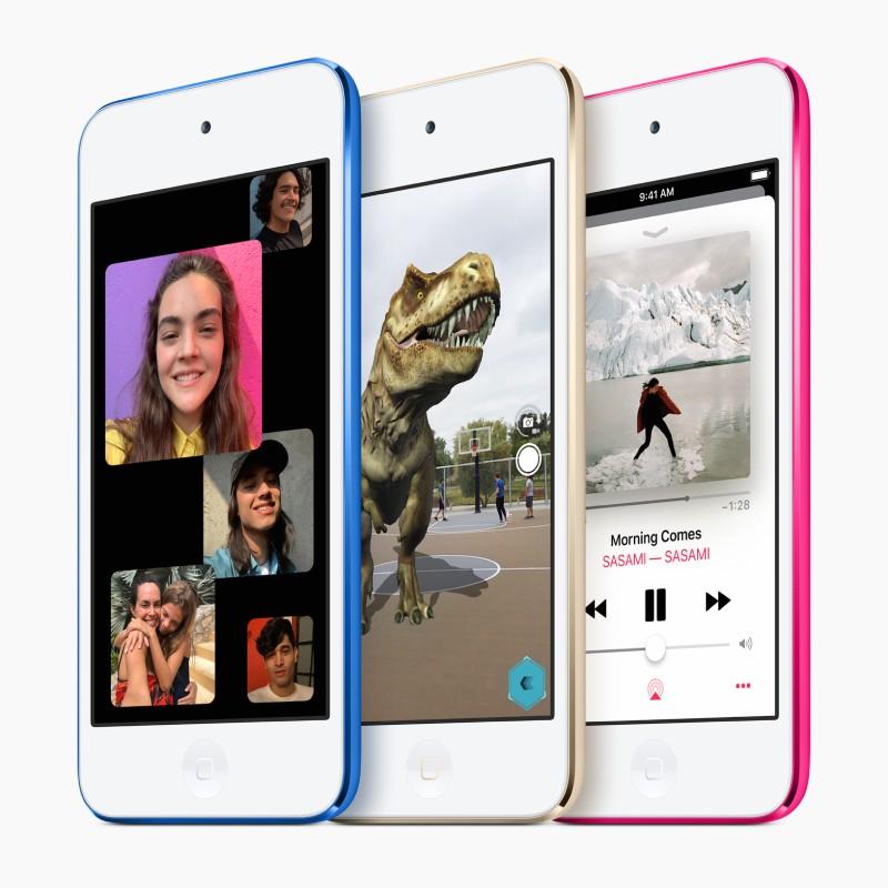 مميزات iPod touch 2019 الجديد