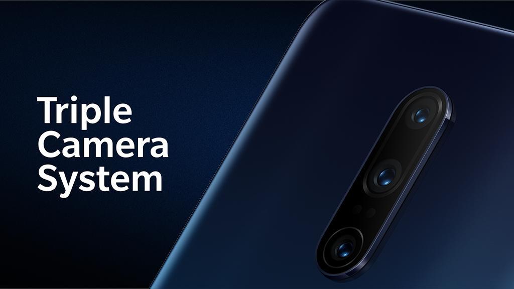 الكاميرا في  OnePlus 7 Pro