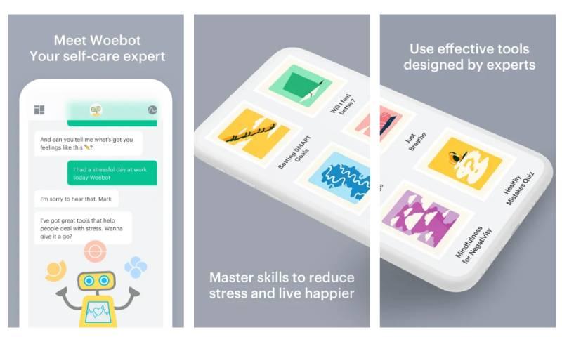 أفضل تطبيق للصحة النفسية جائزة جوجل بلاي 2019