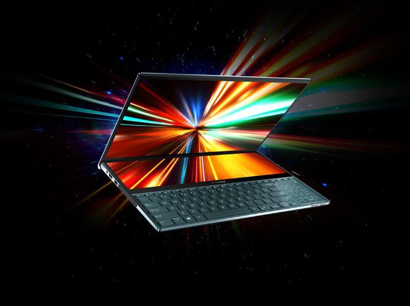 تصميم اسوس ZenBook Pro Duo