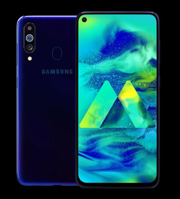 تصميم Galaxy M40 جالاكسي ام 40