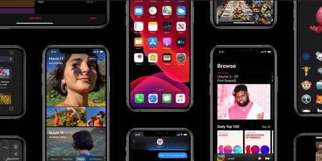 مميزات iOS 13 اي اوس اس 13