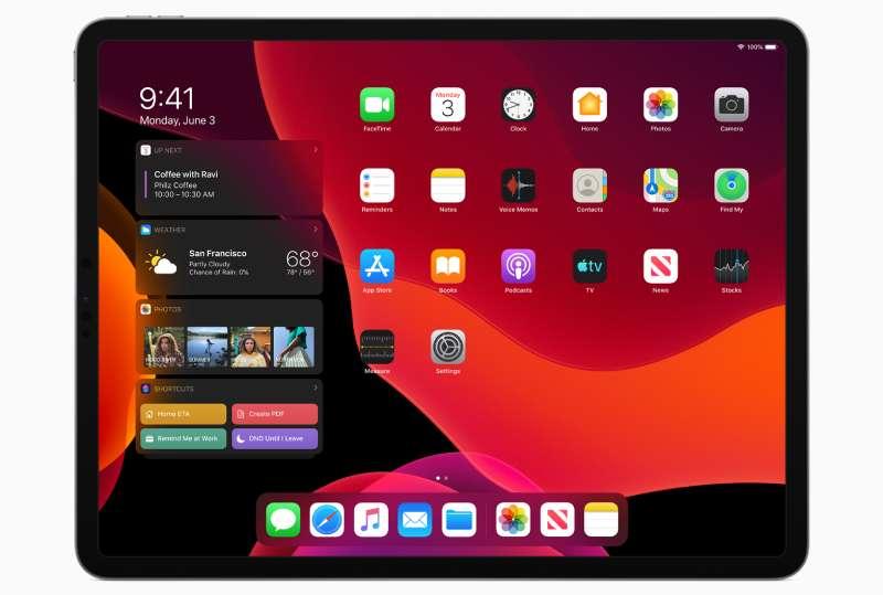 مميزات iPadOS الجديدة