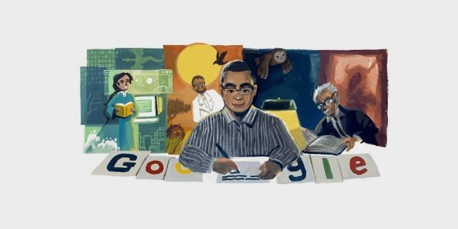 جوجل تحتفل بذكرى ميلاد أحمد خالد توفيق