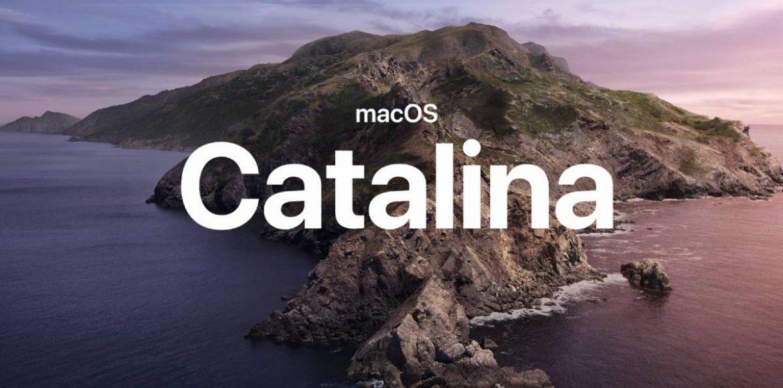 macOS Catalina ماك او اس كاتالينا