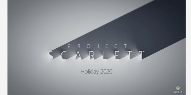 Project Scarlett مشروع سكارليت