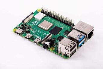 Raspberry Pi 4 راسبيري باي 4