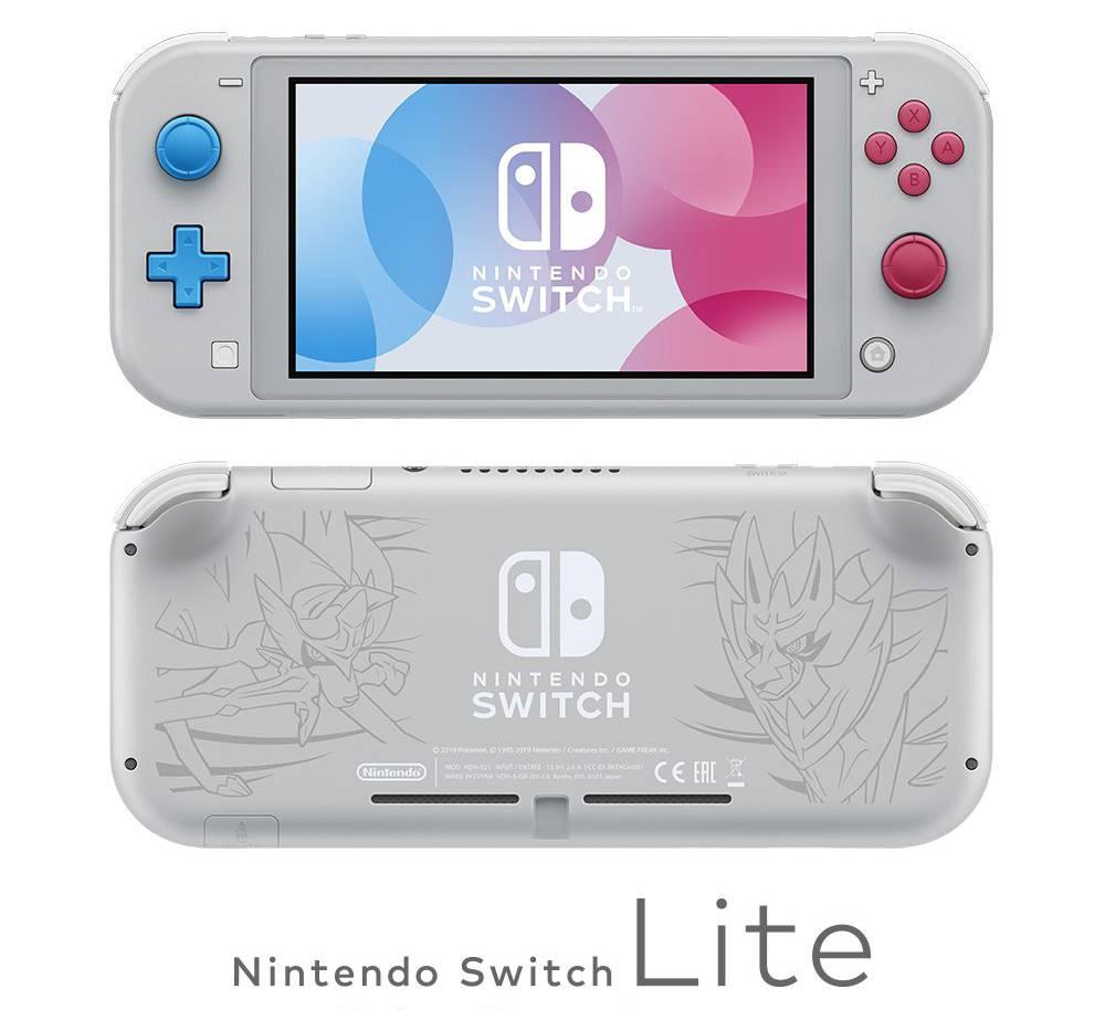 اصدار بوكيمون من سويتش لايت  Nintendo Switch Lite