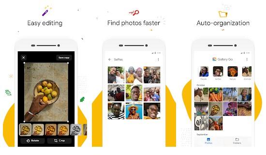 أبرز مميزات تطبيق جاليري جو gallery go